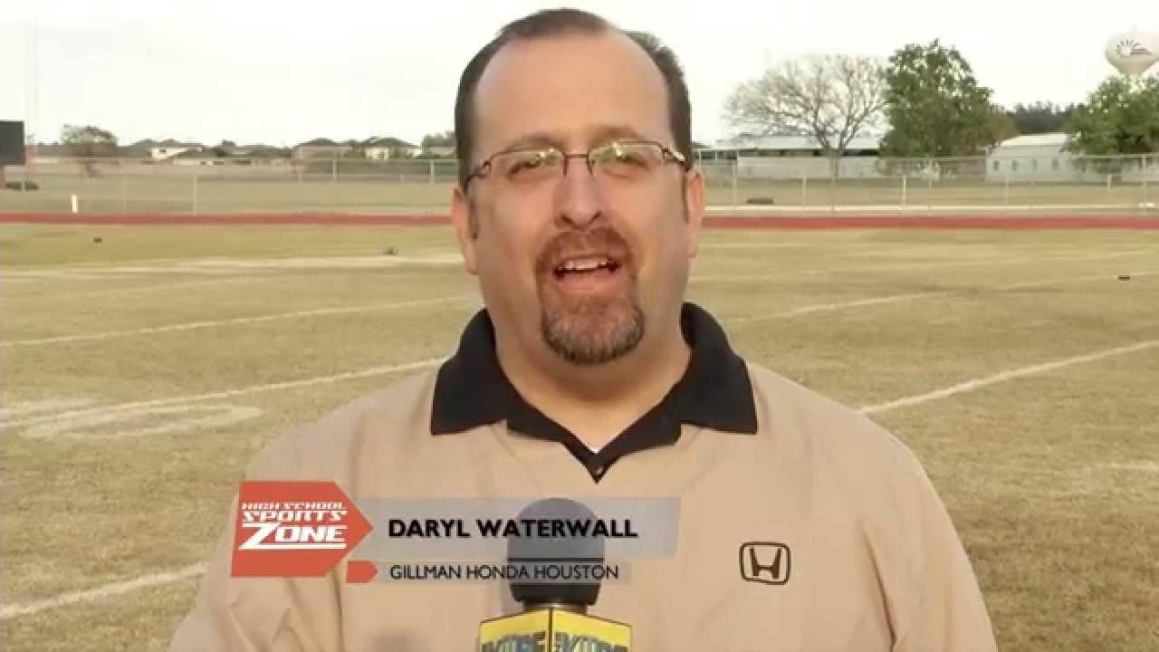 Gillman Honda Houston >> Honda In The Community Daryl Waterwall Gillman Honda Houston
