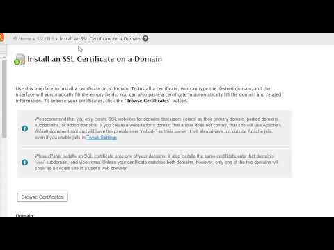 How do I Generate CSR for getting SSL Certificate for a Domain Name ...