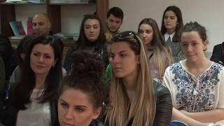 Armend Vokshi i ftuari i rradhës në ''Youth Talk'' - Lajme