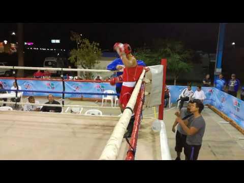 Emilio Valle Vs Gerardo Palestino Eliminación para  Regional Tato boxeo bcs