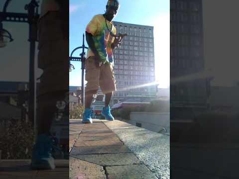 55seconds dance moves Underground Atlanta