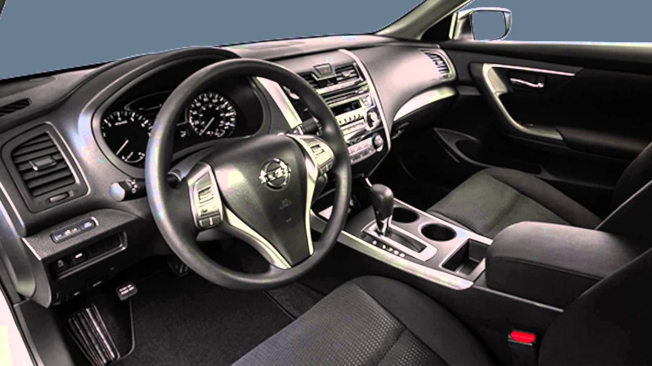 Nissan Altima 2.5S >> The New 2015 Nissan Altima 2.5S Special Edition - Mobile's ...