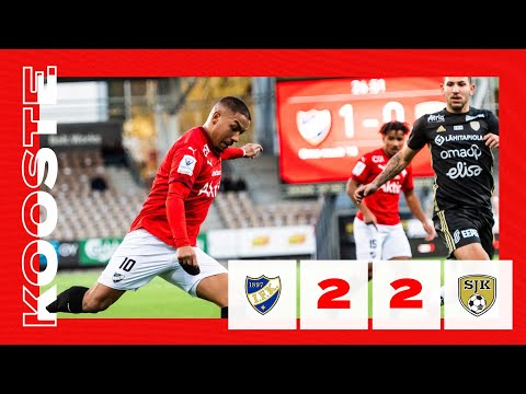 HIFK Helsinki SJK Seinajoki Goals And Highlights