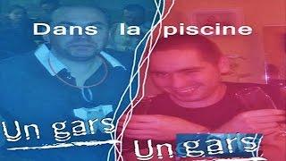 Vlog Funtage Un Gars Un Gars Dans La Piscine