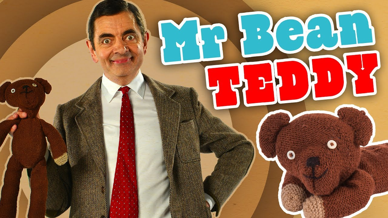 Teddy Song! | NEW Mr Bean Music Video | Mr Bean Official