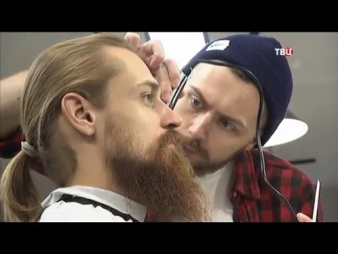 Кто живет в бороде. Доктор И...