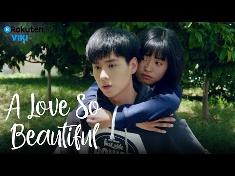 A Love So Beautiful - EP13 | Cute Piggyback Ride [Eng Sub]