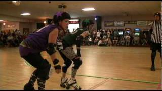 roller derby:  Tragic City @ Classic City