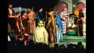 Рождественская постановка 2011: За звездой ко Христу