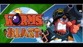 Worms Blast Sountrack - 4th Game Theme Compiled