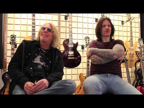 BLACK STAR RIDERS - Ricky Warwick on what Thin Lizzy means to him (INTERVIEW)