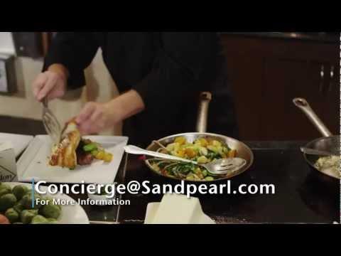 Organic Cooking Classes at Sandpearl Resort