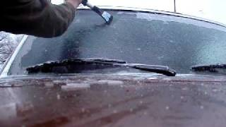 South Dakota Ice Storm!!!
