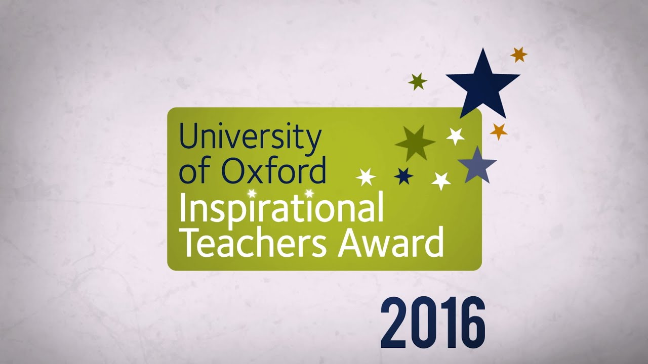 Previous Inspirational Teachers Award Winners | University
