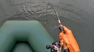 Жесть рыбалка вышла Утопил спиннинг сломал Искупался Ловля щуки на спиннинг 2021