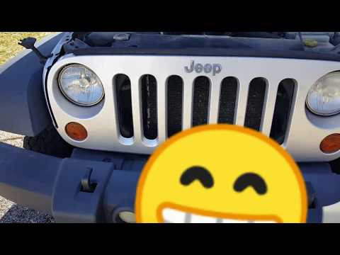 Jeep Wrangler Horn And Turn Signal Ground Wire Repair Youtube