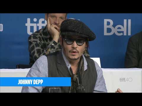 BLACK MASS Press Conference | TIFF 2015