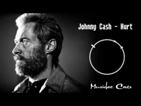 [Music box Cover] Johnny Cash - Hurt (Logan OST)