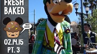 Some of the best street shows ever are at DCA  | 02-14-2015 Pt. 3