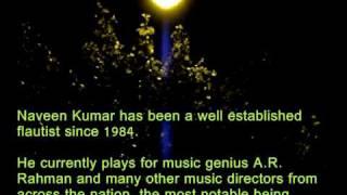 Jiya Jale Flute Rendition by Naveen Kumar