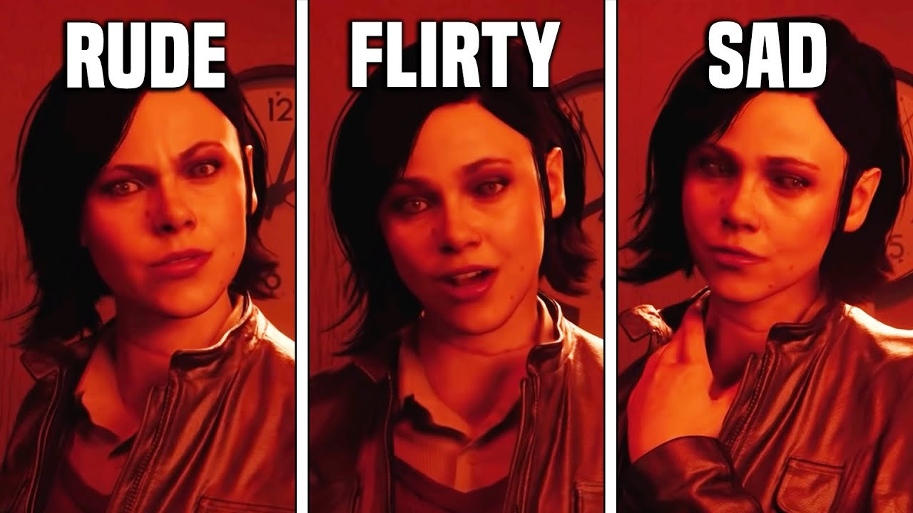 Download Park's Scar Scene ( Flirt/Rude/Nice) All Choices - CALL OF DUTY: BLACK OPS COLD WAR