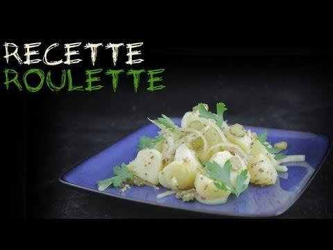 Recette : Salade pommes de terre et cornichons !