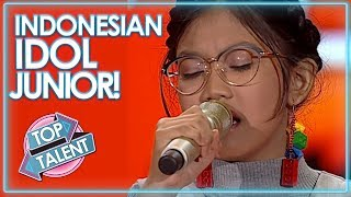 Best LIVE Performances On Indonesian Idol Junior! | Top Talent