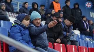 Атмосфера матча «КАМАЗ» - «Челябинск»