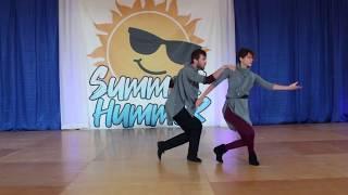 Jakub Jakoubek & Emeline Rochefeuille - Summer Hummer 2019 - Classic - 3rd Place