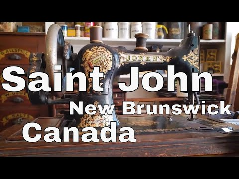 Saint John New Brunswick, Canada