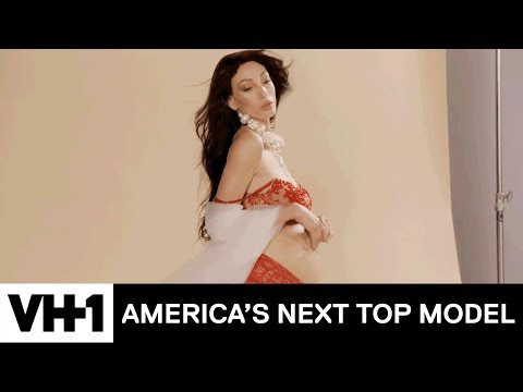 Drew Elliot Directs A Maternity Themed Shoot | America's Next Top Model