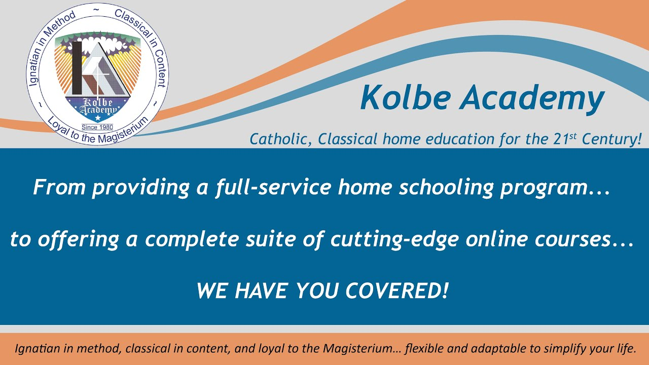 Kolbe Academy line