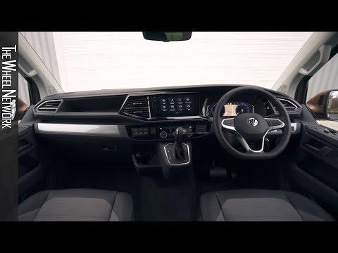 2020 Volkswagen Caravelle 6.1 Interior   Transporter T6 Facelift