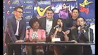 Programa especial del 2do. aniversario de RadioWeb Miraísta