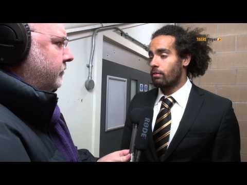 Fulham Reaction With Tom Huddlestone