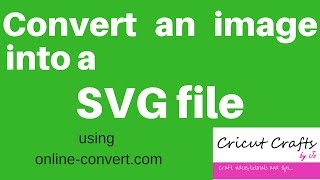 ??????How to convert jpeg, pdf, png, bmp image into SVG file ??????