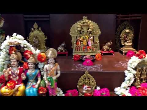 Sri Rama navami Puja decoration