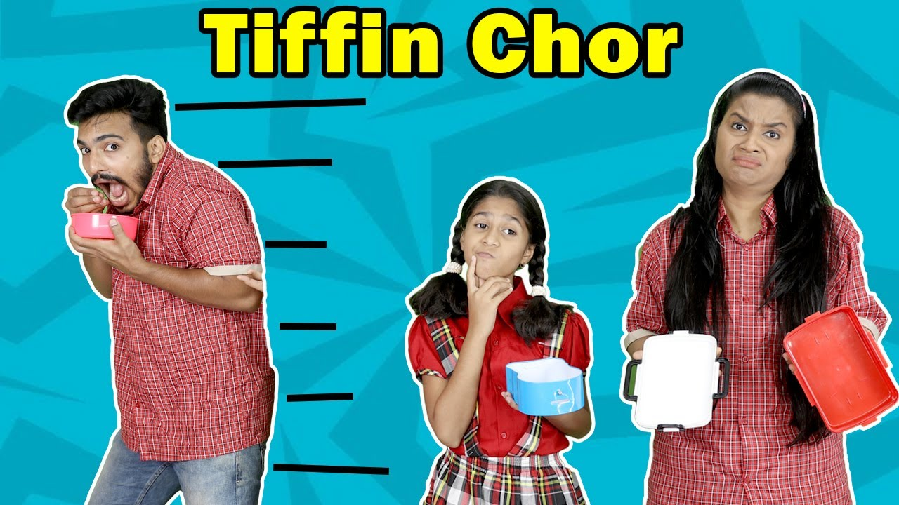 Pari Ka Tiffin Ho Gaya Chori | Funny Video | Pari's Lifestyle