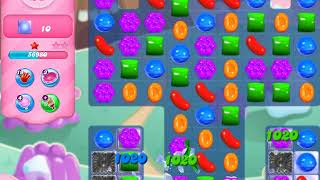 Candy Crush Saga   level 346 no boosters