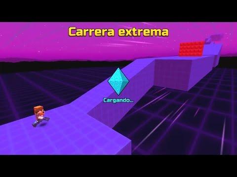 CARRERA EXTREMA EN PIXEL GUN 3D MINIJUEGOS | Pixel Gun 3D | enriquemovie