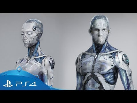 Detroit: Become Human  The Art Behind Detroit  Ps4