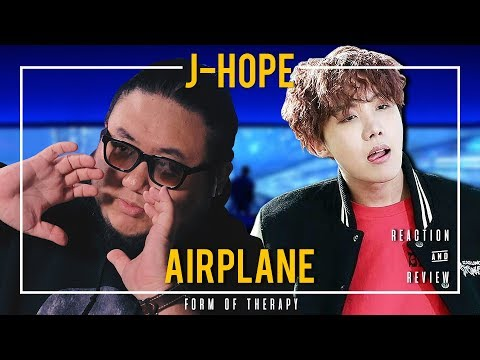 "Producer Reacts to J-Hope ""Airplane"""
