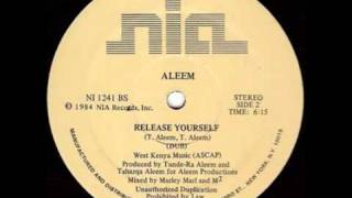 Release Yourself-Aleem (dub mix)