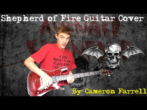 Avenged Sevenfold Beast And The Harlot Guitar Cover