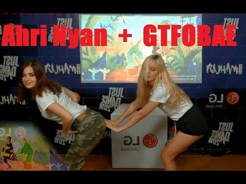 GTFOBAE + Ahri Nyan | Just Dance 2018 | Танцы на износ 2 - Поиск видео на компьютер, мобильный, android, ios