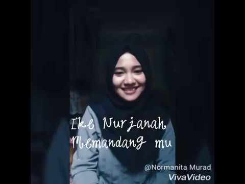 Ike Nurjanah - Memandang Mu (cover karaoke by Normanita Murad)