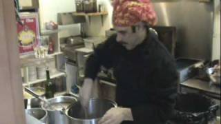 Chef Rc Cooking Hamburger Vegetable Soup