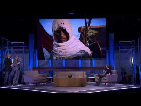 E3 Coliseum: Assassin's Creed Origins Panel