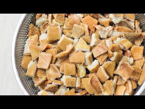 বট/ভুড়ি পরিষ্কার করার কিছু সহজ পদ্ধতি এবং সংরক্ষণ | How to Clean Beef Tripe Easily