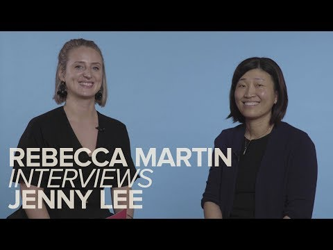 Jenny Lee, Managing Partner, GGV Capital - YouTube